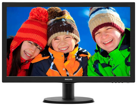 "Монитор 23.6"" Philips 243V5QHSBA/00, фото 2"