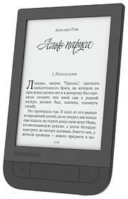 """Электронная книга 6"""" PocketBok 631 Touch HD Black"""