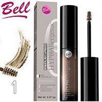 Bell HypoAllergenic - Гель для моделирования бровей Brow Modeller Gel Тон №01 серо-корич.
