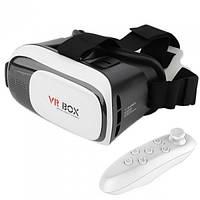 Очки виртуальной реальности 3D VR-Box G2 c bluetooth пультом, фото 1