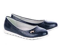 Туфли подростковые Waldem (31-36) — купить оптом от производителя в Одессе 7 км