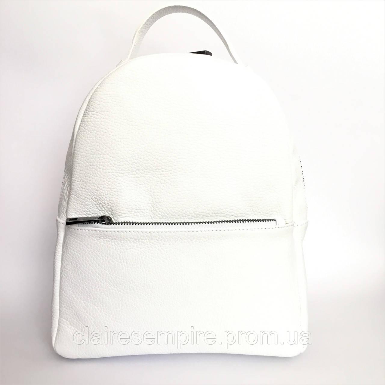 Рюкзак кожаный, Италия, пудра, цена 1 590 грн., купить в Днепре ... 8da5fef55a8