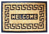 "Коврик резиновый  ""Welcome"""