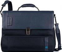 Кожаный портфель для мужчин Piquadro CA4179P15_BLU3