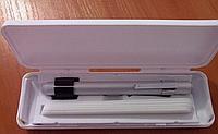 Фонарик диагностический медицинский  OT 02 с держателем для шпателей и набором пластиковых шпателей