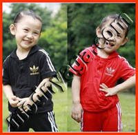 Детские летние спортивные костюмчики