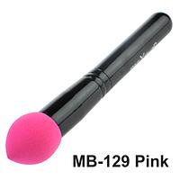 Кисть-спонж для тональной основы maXmaR Pink MB-129