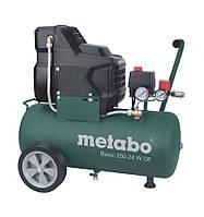 Компрессор Metabo Basic 250-24 W OF + бесплатная доставка