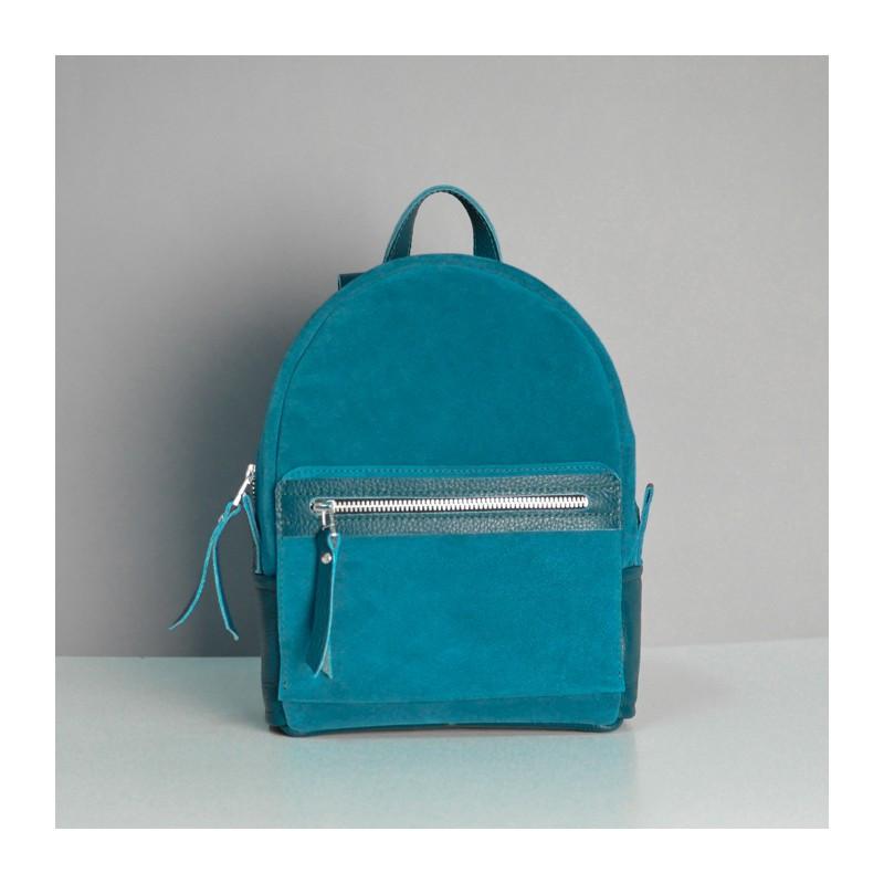 c988db105b8e Женский рюкзак Sport из натуральной замши от интернет-магазина