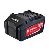 Аккумуляторный блок Metabo 18 V, 5,2 Ач, LI-POWER