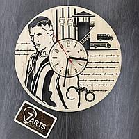 Настенные часы-картинка «Побег из тюрьмы»