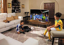 Телевизор Samsung UE55MU6642 (PQI 1700 Гц, Ultra HD 4K, Smart, Wi-Fi, DVB-T2/S2,изогнутый экран), фото 3