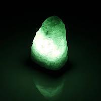 Соляная лампа BactoSfera SALTKEY ROCK Little Green 2 - 3 кг