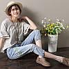 Жіночі джинси AL-7771-00, фото 3
