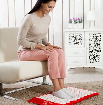 Массажный коврик Acupreshure mat (Акупрешур Мат), Casada
