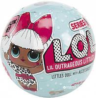 Игровой набор с куклой L.O.L. Surprise Невероятный Сюрприз (45 видов в ассортименте) (547358)