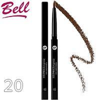Bell HypoAllergenic Подводка-стик для глаз (карандаш) Тон 20 коричневый