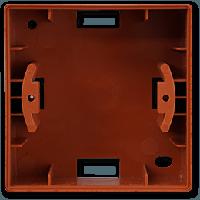 Visage Красное дерево Коробка для наружного монтажа