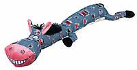 Игрушка Trixie Donkey для собак плюшевая, с пищалкой, 55 см
