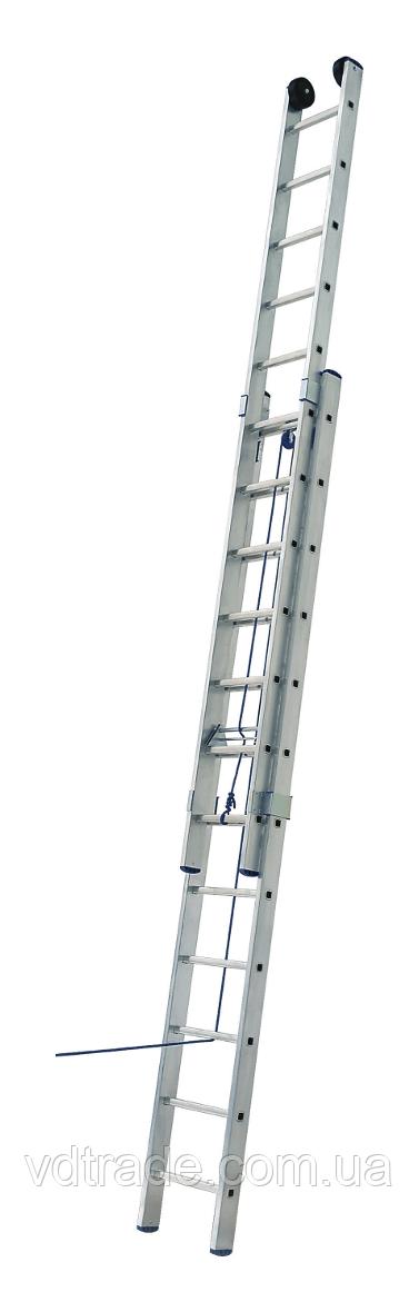 Лестница на канатной тяге 2х22, Elkop Словакия