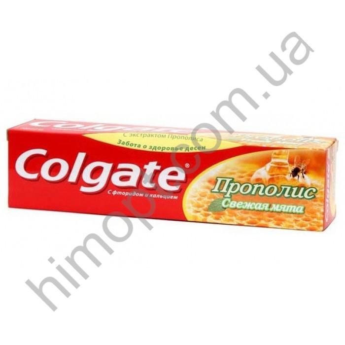 Зубная Паста Colgate Прополис Свежая мята, 50 мл.