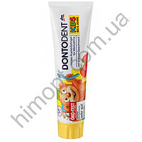 Детская зубная паста Dontodent KIDS 100 мл
