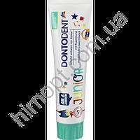 Зубная паста детская Dontodent Junior 100мл