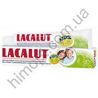 Детская зубная паста Lacalut kids 4-8 лет, 50мл (Лакалут)
