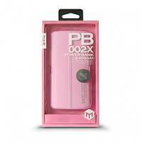 Зарядное устройство Havit PB002X 5400 mAh, pink (power bank), фото 1