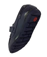 Ортопедические школьные туфли-мокасины Minimen на мальчика р. 35, фото 3