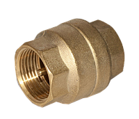 """Обратный клапан 1"""" с латунным штоком ASCO Armatura"""