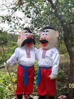 Ростовая кукла Кумы