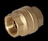 """Обратный клапан 1 1/4"""" с латунным штоком ASCO Armatura"""