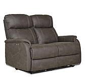 """Двухместный кожаный диван """"Rio"""" (Рио) (137 см)"""