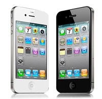 IPhone 4S (16GB) Black/White