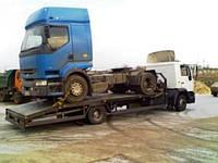 Эвакуатор грузовых авто !!!