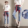 Женские джинсы AL-7763-00, фото 2