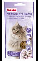 Beaphar No Stress Cat Treats 35г-м'ясні подушечки для зняття стресу у котів