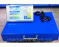 Беспроводные платформенные весы Acs 200kg WiFi 35*45, фото 1