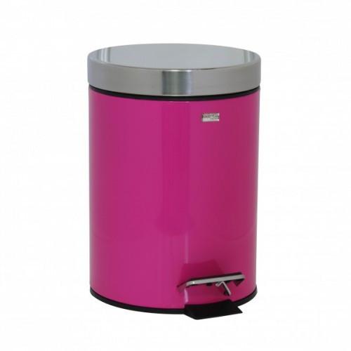 """Ведро для мусора косметическое """"Messina"""" pink"""
