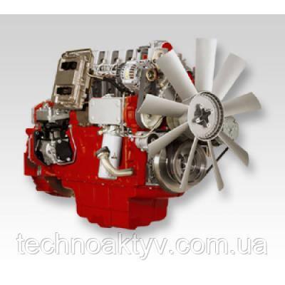 Deutz TCD 2012  Это серия четырёхтактных дизельных двигателей предназначенная для передвижной техники средней мощности. В линейке есть как двух, так и четырёх тактные двигатели. Мощность достигает 155 кВт.