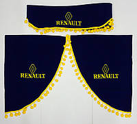 Автомобыльные шторы Renault