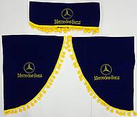 Автомобыльные шторы Mercedes-Benz
