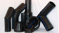 Отвод сегментный ПЭ 100 SDR 17 PN 10 д.125/60