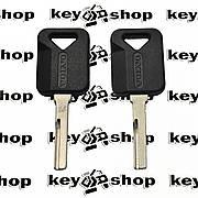 Корпус авто ключа под чип для Volvo (Вольво) с лезвием HU56R