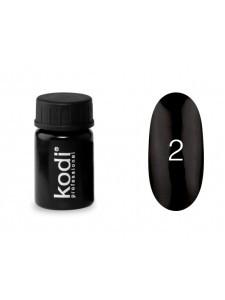 Гель-краска Kodi черная