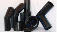 Отвод сегментный ПЭ 100 SDR 17 PN 10 д.125/30