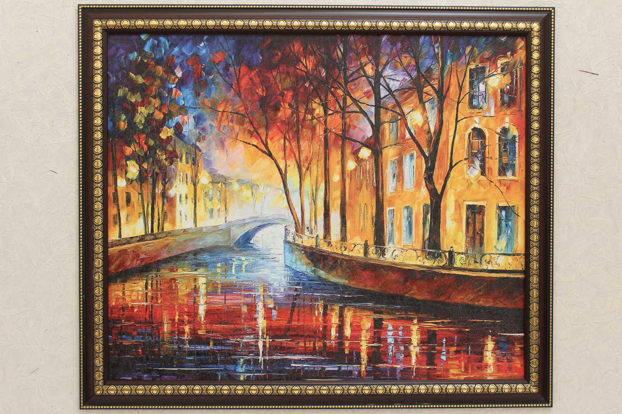 "Картина ""Венеция осень"""