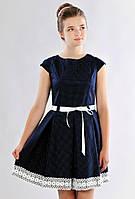 Подростковое платье для школы