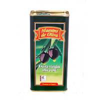 Оливковое масло Maestro de Oliva Extra virgin oil 0,5 л ж/б